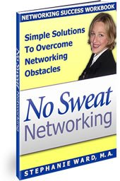 No Sweat Networking Stephanie Ward