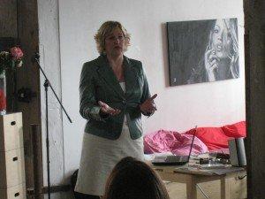 Stephanie Ward talk for Accelerator Nederland
