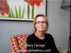 mary farmer video testimonial for stephanie ward