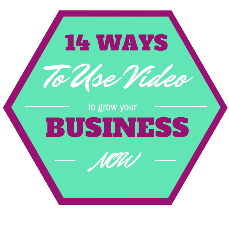 14 ways to use video to grow your business now firefly coaching 14 ways to use video to grow your business now reheart Choice Image