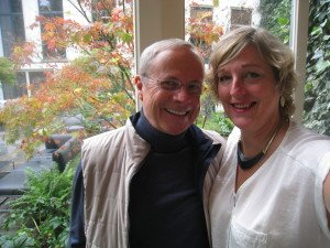 David Allen & Stephanie Ward