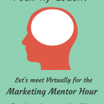 Virtual Marketing Mentor Hour