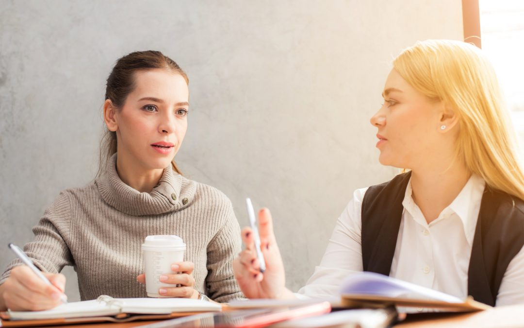 The Stress-Free Way to Talk With Potential Clients
