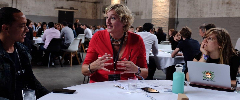 Stephanie Ward, business and marketing mentor